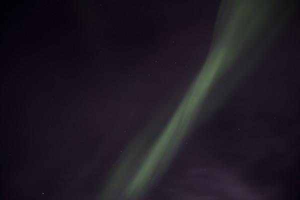 Iceland, 9/2016 - Aurora Borealis!