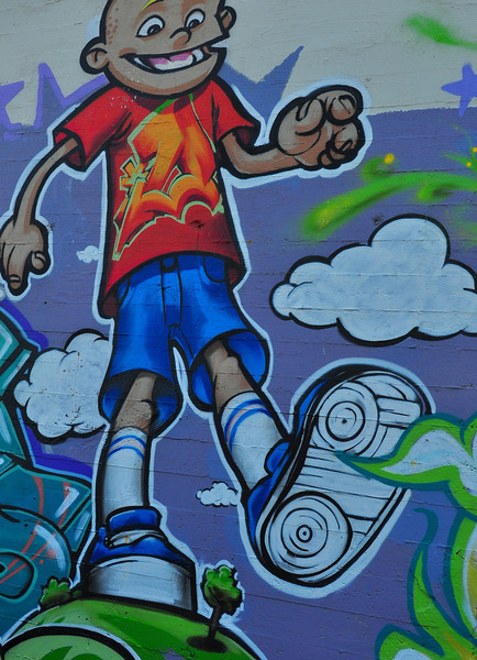 Streetart Iceland