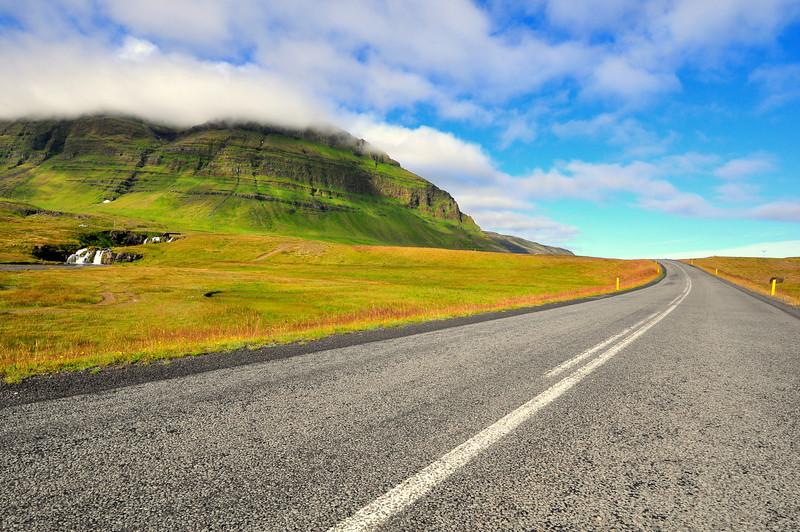 Roadside, Iceland