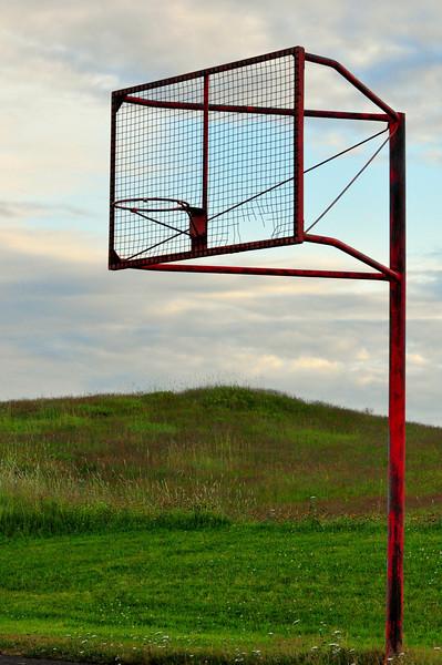 Basketball Icelandic Style