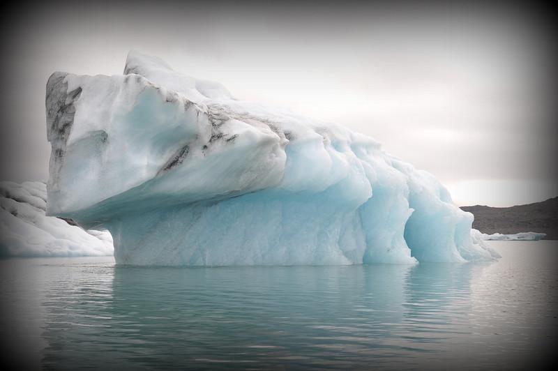 Glacier- Jokulsarlon, Iceland