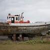 Reykjavik Old Boat