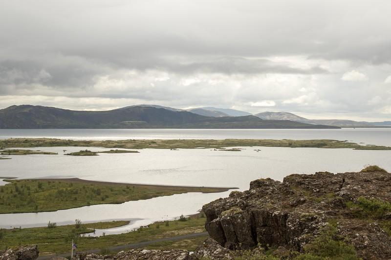 Þingvellir National Park on Golden Circle bus tour