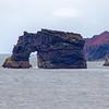 Leaving Heimaey Island