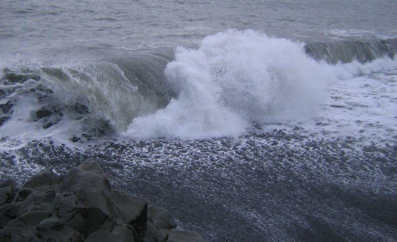 Nice surf