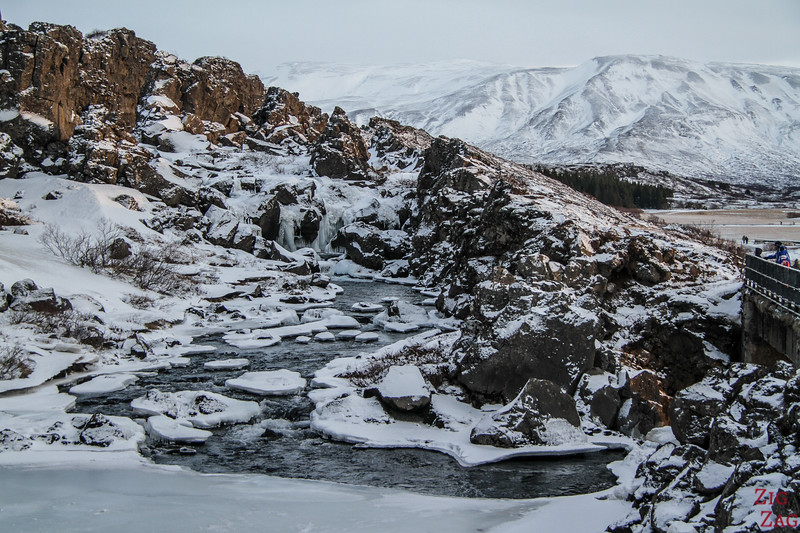 Thingvellir Winter - Drekkingarhylur 1