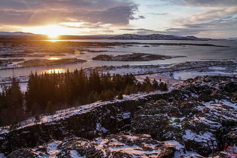 Thingvellir outlook winter 3