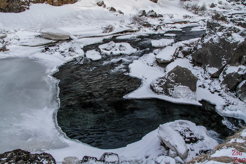 Thingvellir Winter - Drekkingarhylur 2