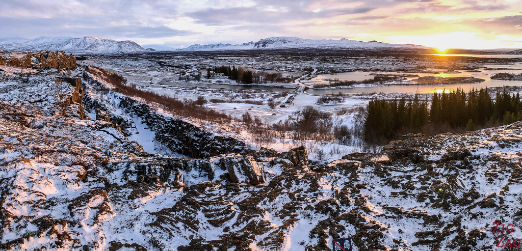 Thingvellir outlook winter 1