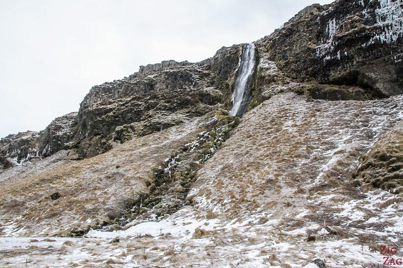 Chemin Seljalandsfoss vers Gljufrabui 4