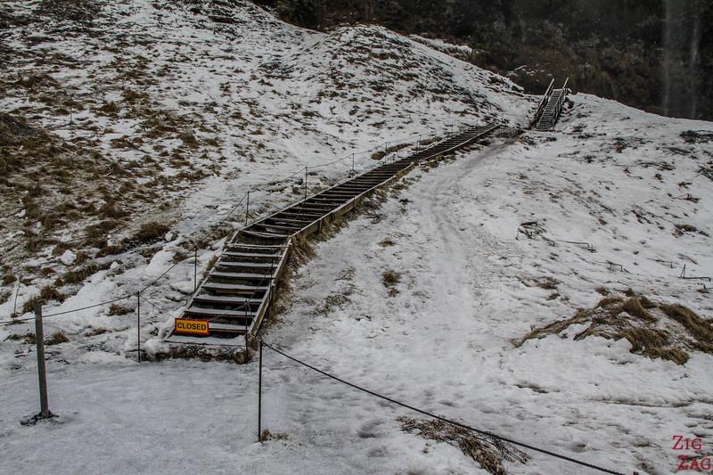 Seljalandsfoss in Winter - photo 6