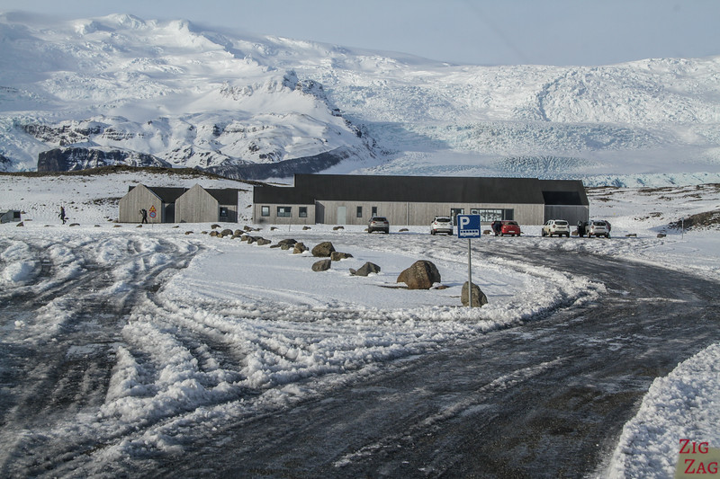 Visiting the South Coast of iCeland in Winter - facilities
