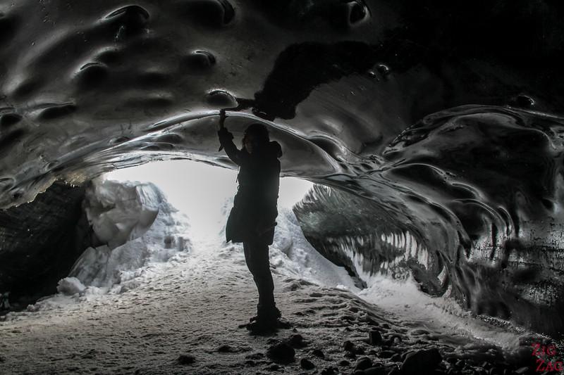 Island Eishöhlen