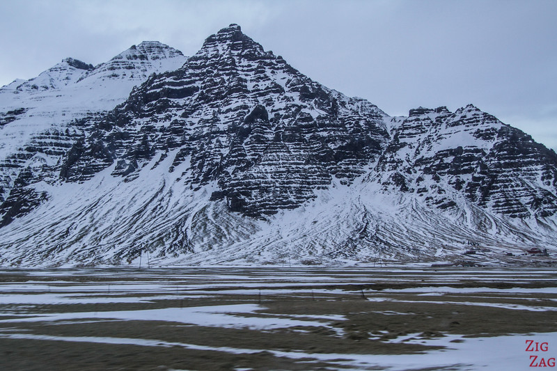 Iceland South Coast Winter Landscapes 4