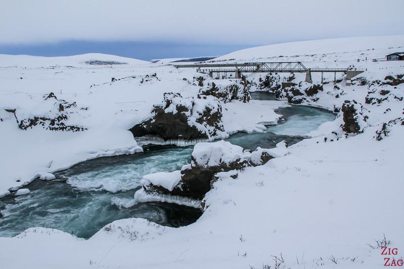 River Skjalfandafljot