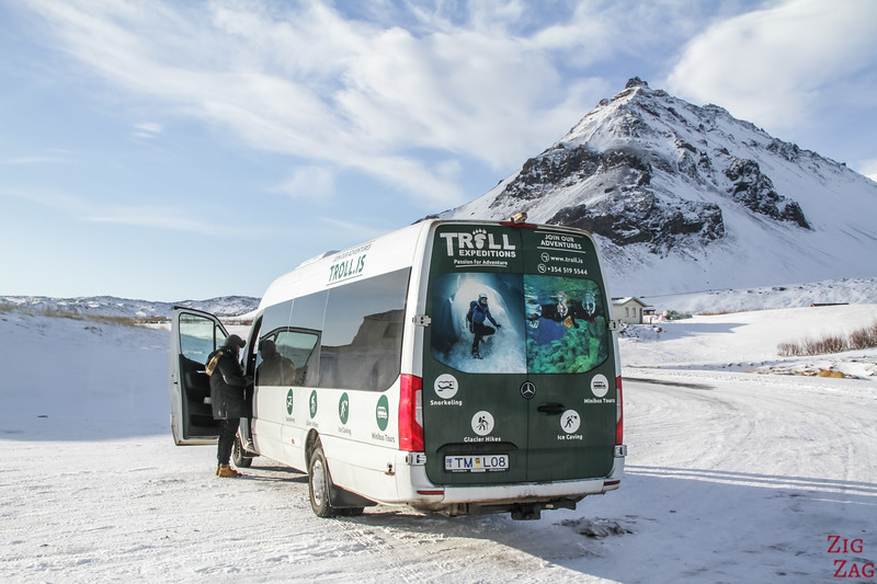 8 day Iceland Winter Tour