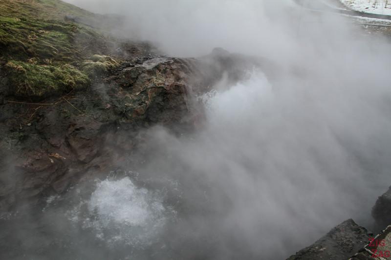 Deildartunguhver hot spring