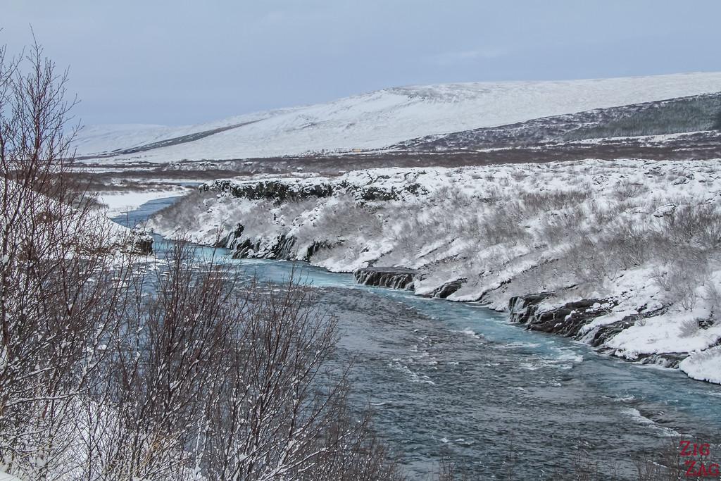 Fluss Hvita