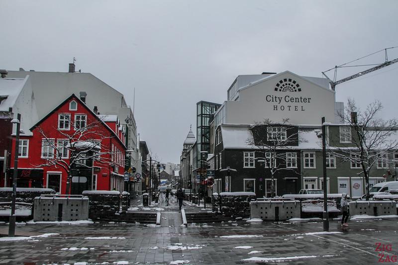 Reykjavik ville