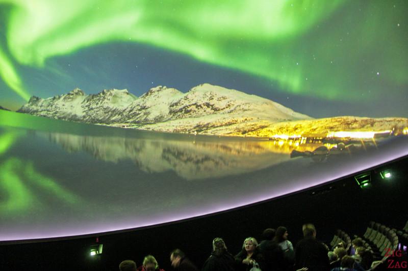 Le Perlan, Reykjavik - planetarium