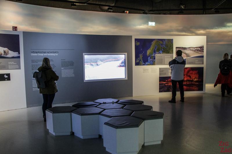 The Perlan, Reykjavik - museum