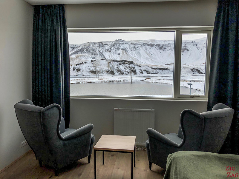 accommodation in Iceland in Winter