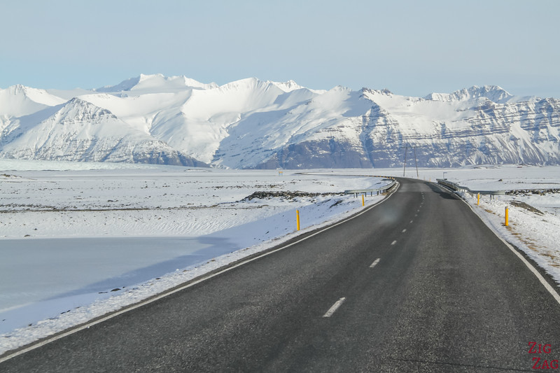 Iceland Winter Road Trip
