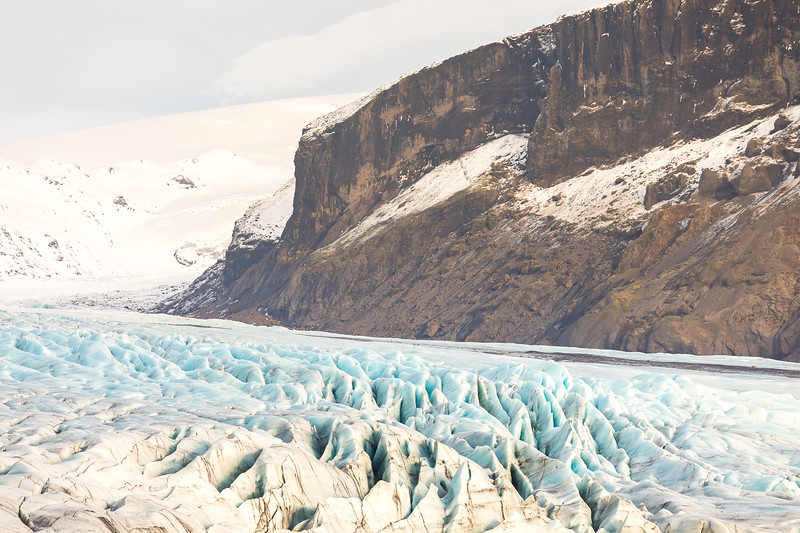 Iceland skaftafell Glacier hike