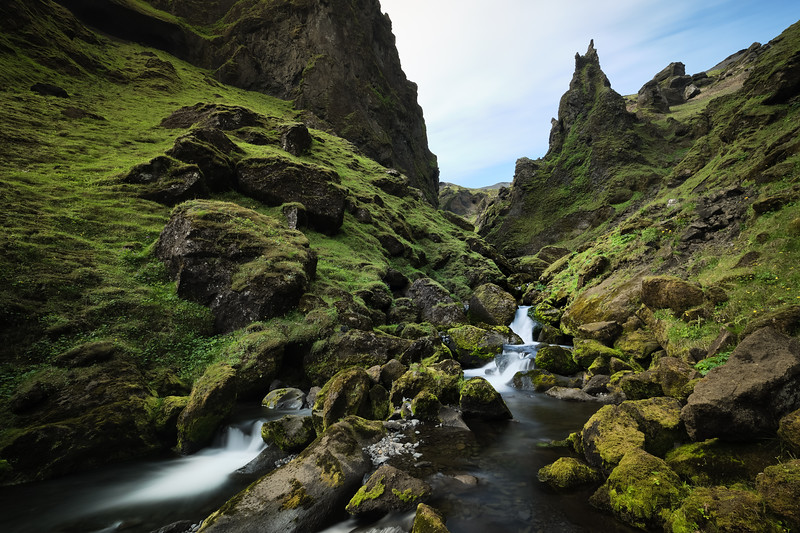 Thakgil canyon