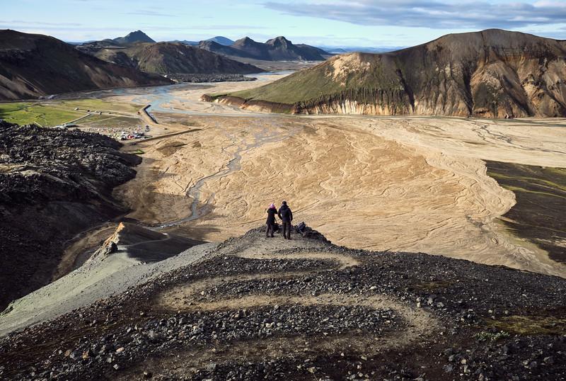 Landmannalaugar views