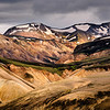 Landmannalaugar in the Highlands