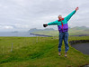Iceland (Westman Island), June 2014, Overseas Adventure Travel (OAT) trip.<br /> (Photo graciously taken for me by Mel Yokoyama)
