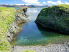 Iceland, June 2014, Overseas Adventure Travel (OAT) trip.<br /> Village of Arnarstapi.