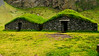 Iceland (Westman Island), June 2014, Overseas Adventure Travel (OAT) trip.<br /> Herjolfur's Farmhouse.