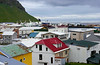 Iceland (Westman Island), June 2014, Overseas Adventure Travel (OAT) trip.<br /> Thorshamar Hotel, our lodging for the Westman Islands. A view from my room.