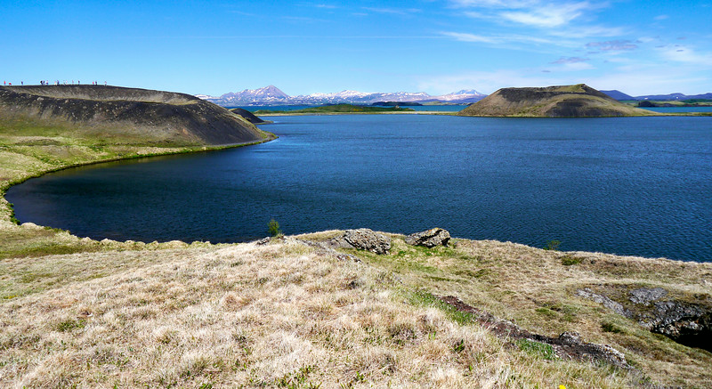 Iceland, June 2014, Overseas Adventure Travel (OAT) trip.<br /> Not sure where this is- has to be someplace between Dimmuborgir and Akureyri.