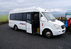 Iceland (Westman Island), June 2014, Overseas Adventure Travel (OAT) trip.<br /> One of the tour busses we used on Westman Island.