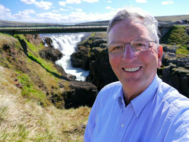 Iceland, June 2014, Overseas Adventure Travel (OAT) trip.<br /> More waterfalls on the way to Akureyri.