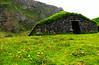 Iceland (Westman Island), June 2014, Overseas Adventure Travel (OAT) trip.<br /> Herjolfur's Farmhouse.