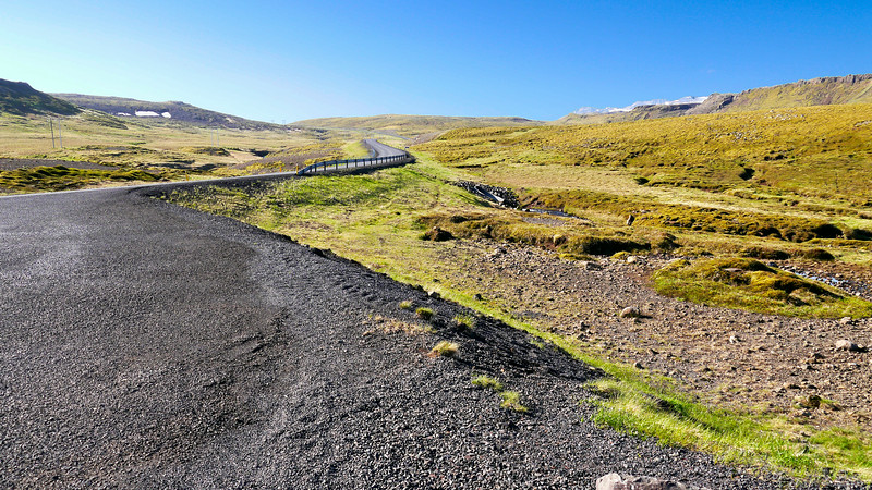 """Iceland, June 2014, Overseas Adventure Travel (OAT) trip.<br /> I believe this is part of the Arnarstapi Lava Field on the Snaefellsnes peninsula.  In Jules Verne's """"Journey to the Center of the Earth"""", Stapi is the last stop on the route the protagonists take before they climb Snæfellsjökull and enter the interior of the planet though a tunnel in the crater."""