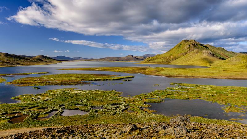 Kylingavatn near Landmannalaugar