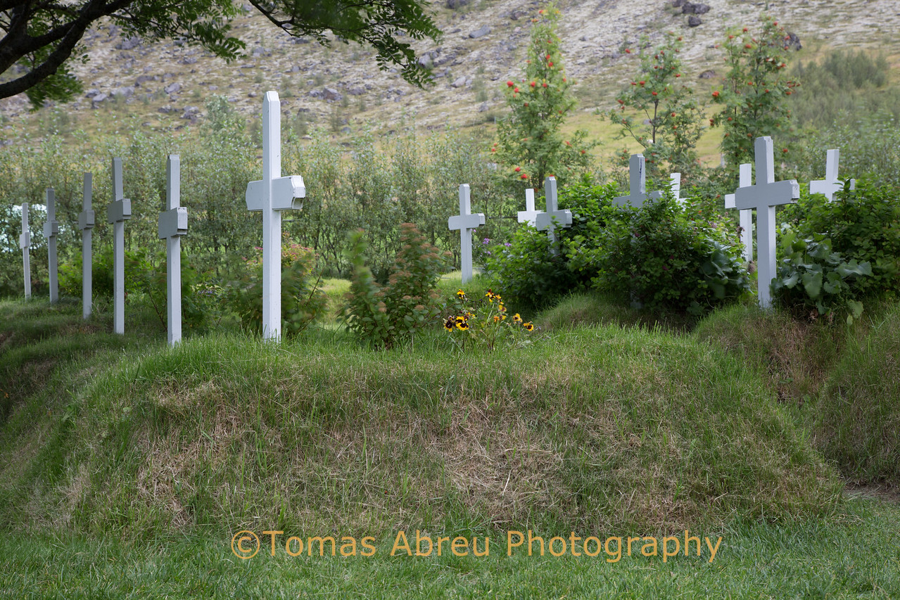 Church Cemetery, Litla Hof, Iceland