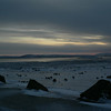 """Sunrise, Nov 24, 2008. It is about 10:00 am. This overlooks a lake, called """"Þingvallayatn"""", one of the most historical areas in all of Iceland."""