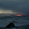 Sunrise over Þingvallayatn.
