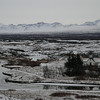Þingvellir (thing-veddle-ear). The gathering place of the 13th century Assemblies (Þings) that governed the vikings