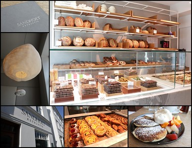 SANDHOLT - our favorite bakery and coffee shop in Reykjavik.