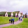 Glaumbaer Folk Museum, turf houses