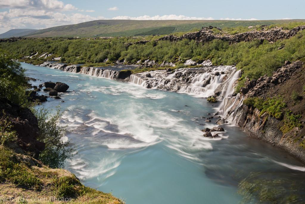 Glanni waterfall.