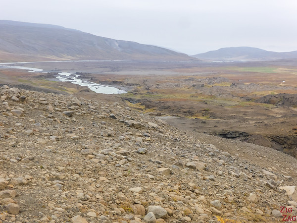 Aldeyjarfoss Walk