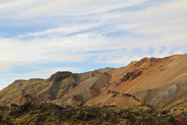 Landmannalaugar Iceland photo '